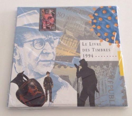 le livre des timbres 1994