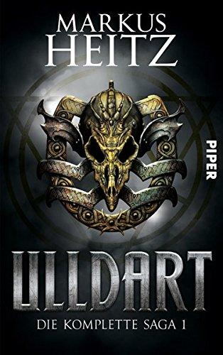 Heitz, Markus: Ulldart: Die komplette Saga
