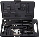 KS Tools 150.9610 Universal-Handnietzangen-Satz, 10-tlg.