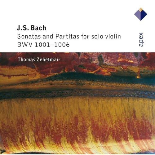 Bach, JS : Violin Partita No.3 in E major BWV1006 : IV Menuetts 1 & 2