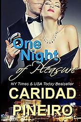 One Night of Pleasure: Volume 4 (Take a Chance Military Romance Series) by Caridad Pineiro (2015-07-17)