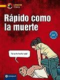 Rápido como la muerte: Spanisch A1 (Compact Lernkrimi Comics) - Mario Martín