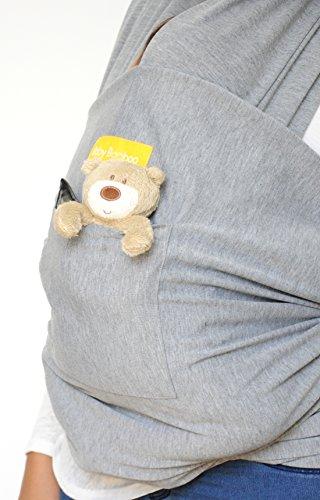 2a0b64833a8 Baby Booboo Sling Wrap – Baby Sling Carrier – Soft Newborn Ergo ...