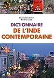 Dictionnaire de l'Inde contemporaine