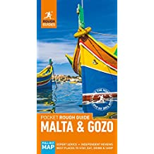 Pocket Rough Guide Malta and Gozo (Pocket Rough Guides)