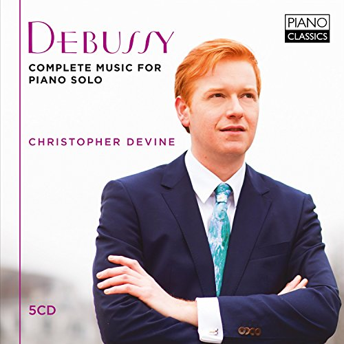 Debussy: Complete Music for Pi...