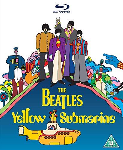 Beatles - Yellow Submarine [Blu-ray] Botschaft Usa