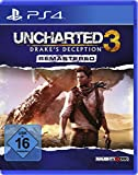 Uncharted 3: Drake's Deception - Remastered - [PlayStation 4]