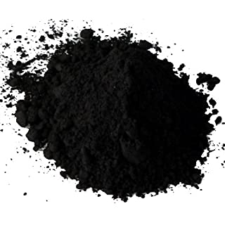 Magnetite powder, natural(mined) source, (ferrous-ferric oxide, Fe3O4) (1 Kilograms)