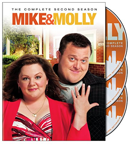 Mike & Molly: Complete Second Season (3pc) / (Ac3) [DVD] [Region 1] [NTSC] [US Import]