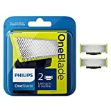 Philips QP220/50 - Cuchilla de recambio, paquete de 2 cuchillas