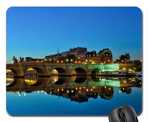 Pont-Neuf , Paris Mouse Pad, Mousepad (Bridges Mouse Pad)