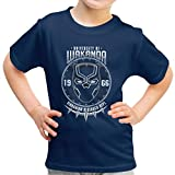 University Of Wakanda Black Panther Kid's T-Shirt