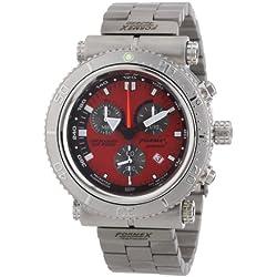 Formex 4 Speed Men's Quartz Watch DS2000 20002.3171 with Metal Strap