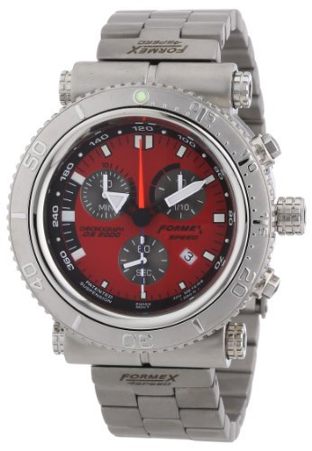 Formex 4 Speed Men's Quartz Watch DS2000 20002.3171 with Metal Strap