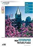 Schwarzwald Mühle Fotopapiere DIN A3: 100 Bl. Hochglanz-Fotopapier HiQ FastDry Premium A3 (Photopapier A3)