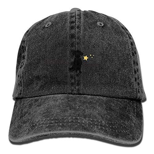 72a3ea11aba Aoliaoyudonggha Rescue Faerie Denim Baseball Caps Hat Adjustable Cotton  Sport Strap Cap for Men Women