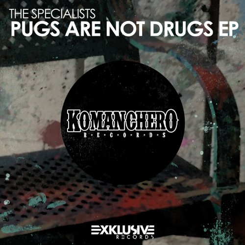 Pugs Are Not Drugs - EP