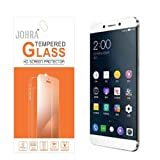 Johra for LeEco Le 2 Le2 9H Hard Abression Proof 2.5D Tempered Glass Screen Protector for Letv LeEco Le 2 Le2