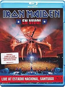 Iron Maiden - En Vivo! Live in Santiago de Chile [Blu-ray]