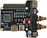 WINGONEER WX4000 Bouclier d'expansion multifonction pour framboise Pi 1 Modèle B + / 2 Modèle B / 3 Modèle B