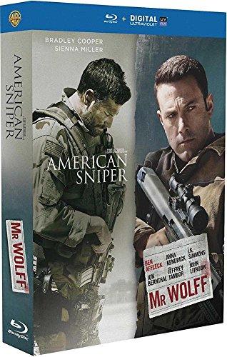 American Sniper + Mr. Wolff - Coffret Blu-Ray
