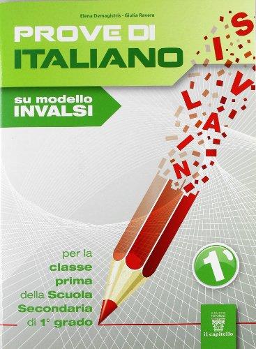 Prove di italiano su modello Invalsi. Per la 1ª classe elementare