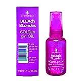 Lee Stafford Bleach Blondes Golden Girl Oil für Haar, 1er Pack (1 x 0.05 l)