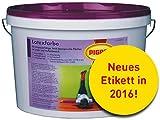 10L Pigrol Latexfarbe weiss Wandfarbe Innenfarbe Aussenfarbe D-Kl.2