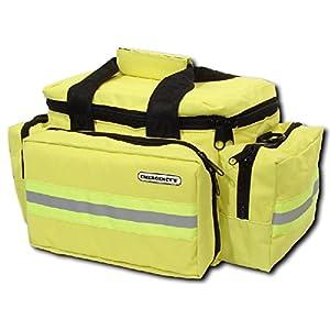 Elite Bags Bolsa para Emergencias Amplia, Resistente y Ligera, Amarillo, 44 x 25 x 27 cm 4