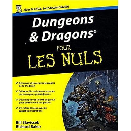 DUNGEONS ET DRAGONS PR NULS