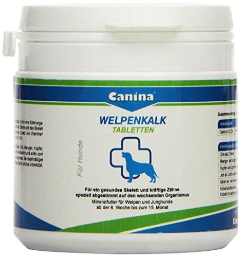 Canina Welpenkalk Tabletten, 1er Pack (1 x 0.15 kg)