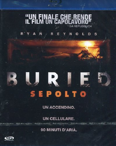 Buried - Sepolto [Blu-ray] [IT Import]