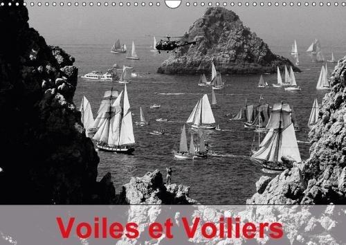 Voiles Et Voiliers 2018: Les Grands Voiliers Possedent Un Charme Irresistible Et Une Allure Fascinante.