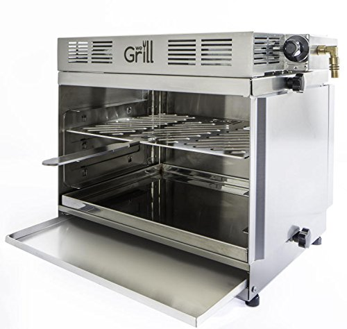 WeGrill Folding IN & Out Steak Infrarot Grill