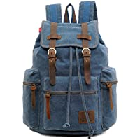 Tela chic Tempo libero Uomini Laptop Backpack