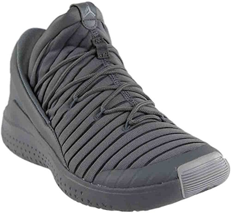 Nike Herren Jordan Flight Luxe Grau Textil/Synthetik Sneaker