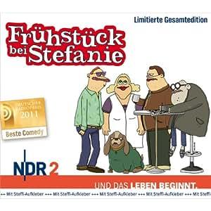 NDR 2: Frühstück bei Stefanie 1-3 - Das kannst haben! (Limitierte Gesamtedition)