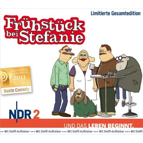 NDR 2: Frühstück bei Stefanie 1-3 - Das kannst haben! (Limitierte Gesamtedition) 1 Frühstück-set