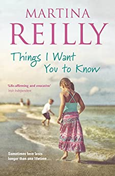 Things I Want You to Know by [Reilly, Martina]