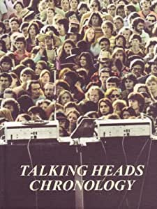 Talking Heads: Chronology [DVD] [2011]