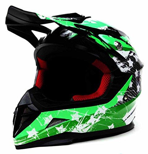 YEMA-Casco-Moto-Bambino-Motocross-Integrale-YM-211-Caschi-Bambini-Motard-Cross-Integrali-Downhill-DH-ECE-Omologato-Ragazza-Ragazzo