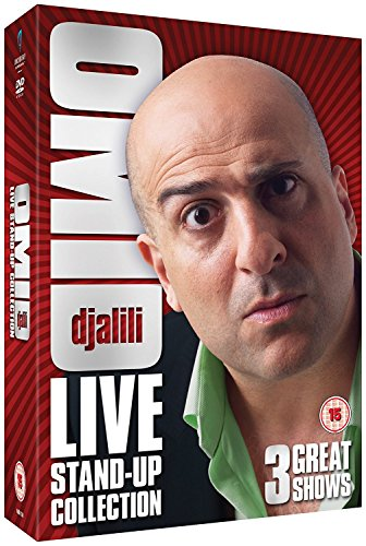 Omid Djalili: Live Stand Up Collection [DVD] [UK Import] -