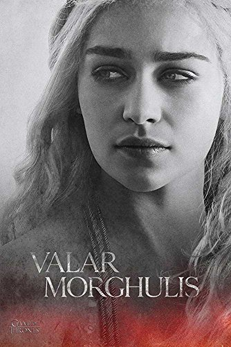 """Empire Interactive - Poster """"Game of Thrones, Daenerys"""" con accessori multicolore"""