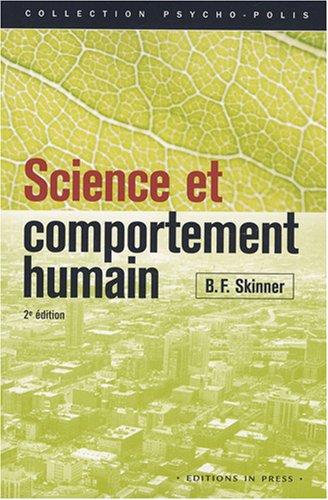 science-et-comportement-humain