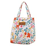 Yvelands Shoulder Bags,Sac Isotherme Sac à DéJeune Insulated Lunch Cooler,Heat Preservation,Cold and Fresh Function,Sac Fourre-Tout Lunch Bag(E)