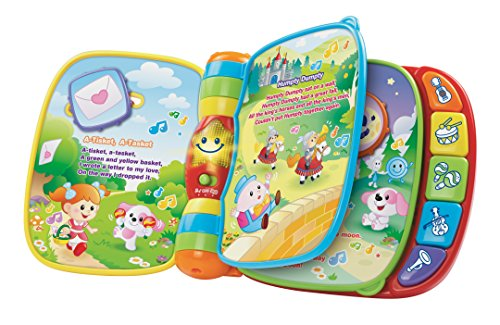 Image of VTech Baby Musical Rhymes Book