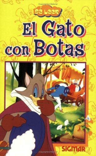 El Gato Con Botas/the Cat With Boots (Se Leer) por Maura Gaetan