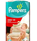 Pampers Easy Ups Size 4 Large Pack 150 Nappies by Pampers
