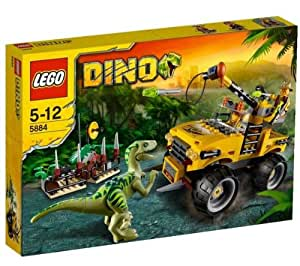 LEGO Dino - La Poursuite du Vélociraptor - 5884